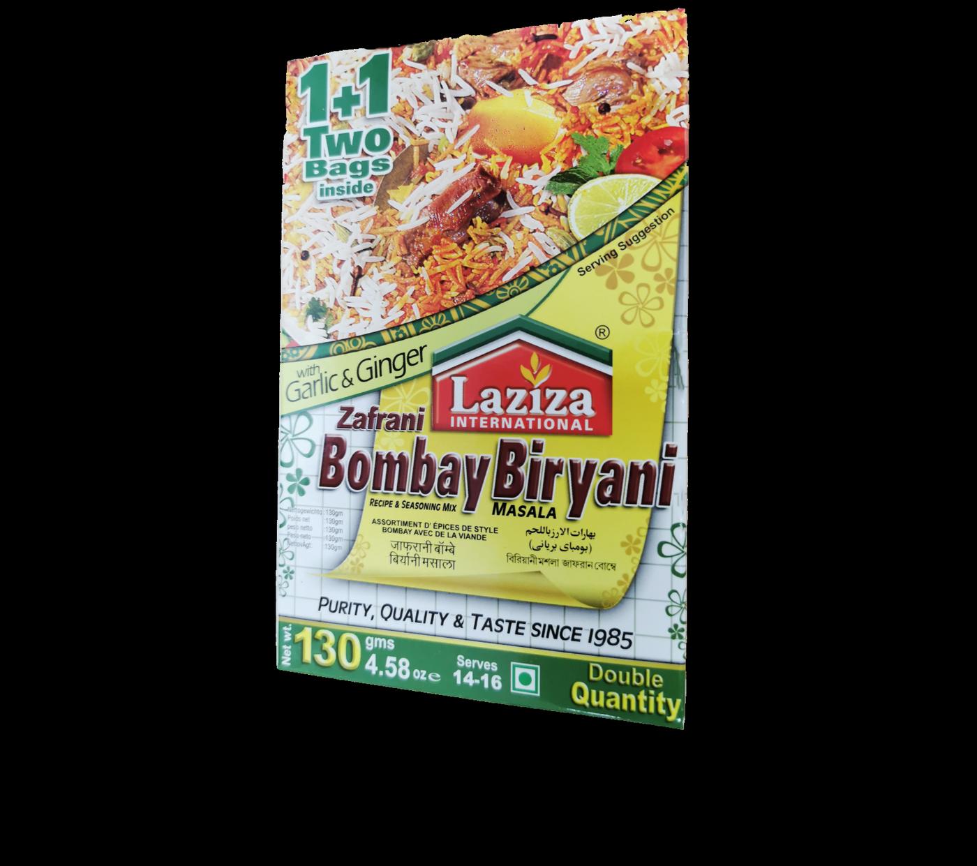 Laziza Zafrani Bombay Biryani