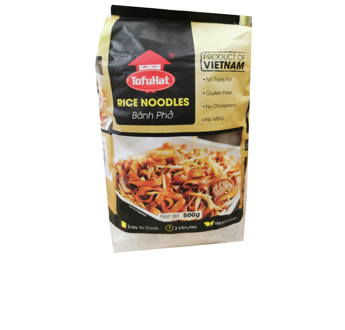 TofuHat Rice Noodles