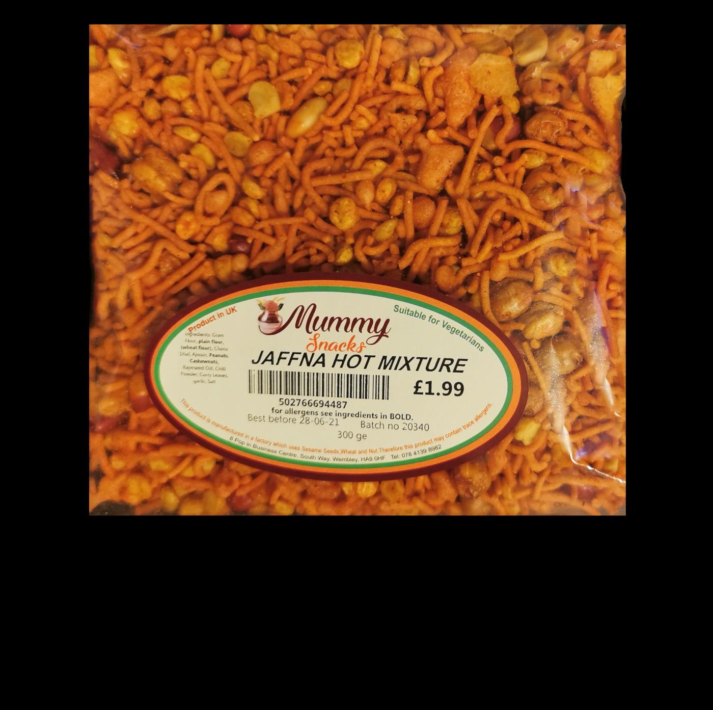 Mummy Snaks Jaffna Hot Mixture (Vegetarian)