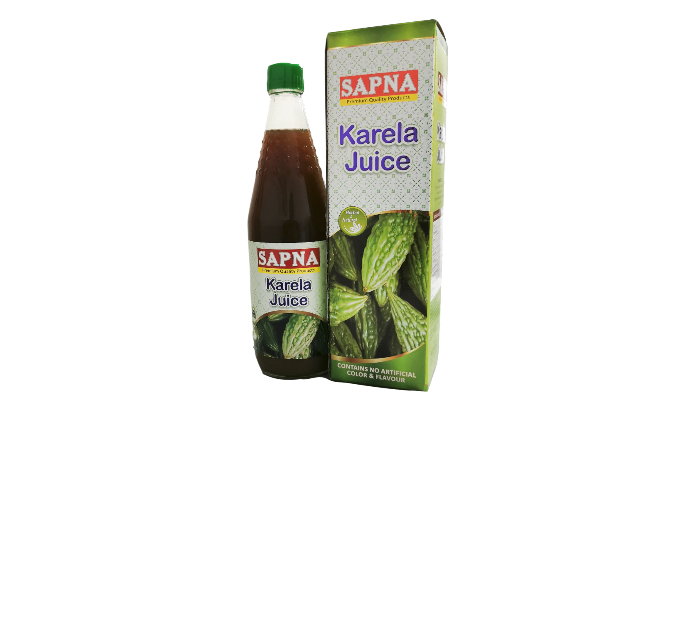 Sapna Karela Juice