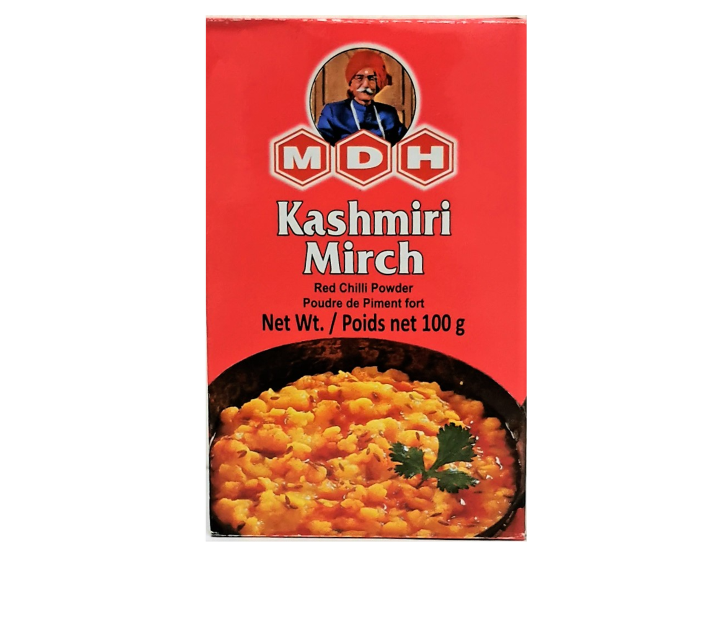 MDH Kashmiri Mirch Red Chilli Powder