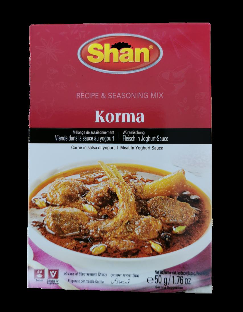 Shan Korma Mix