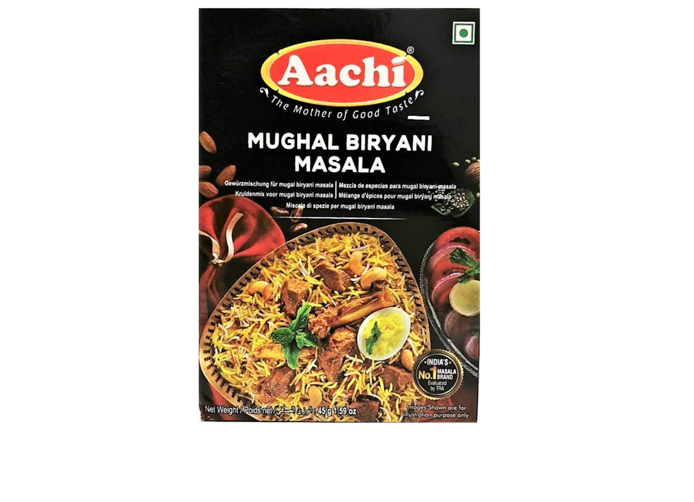 Aachi Mughal Biryani Masala