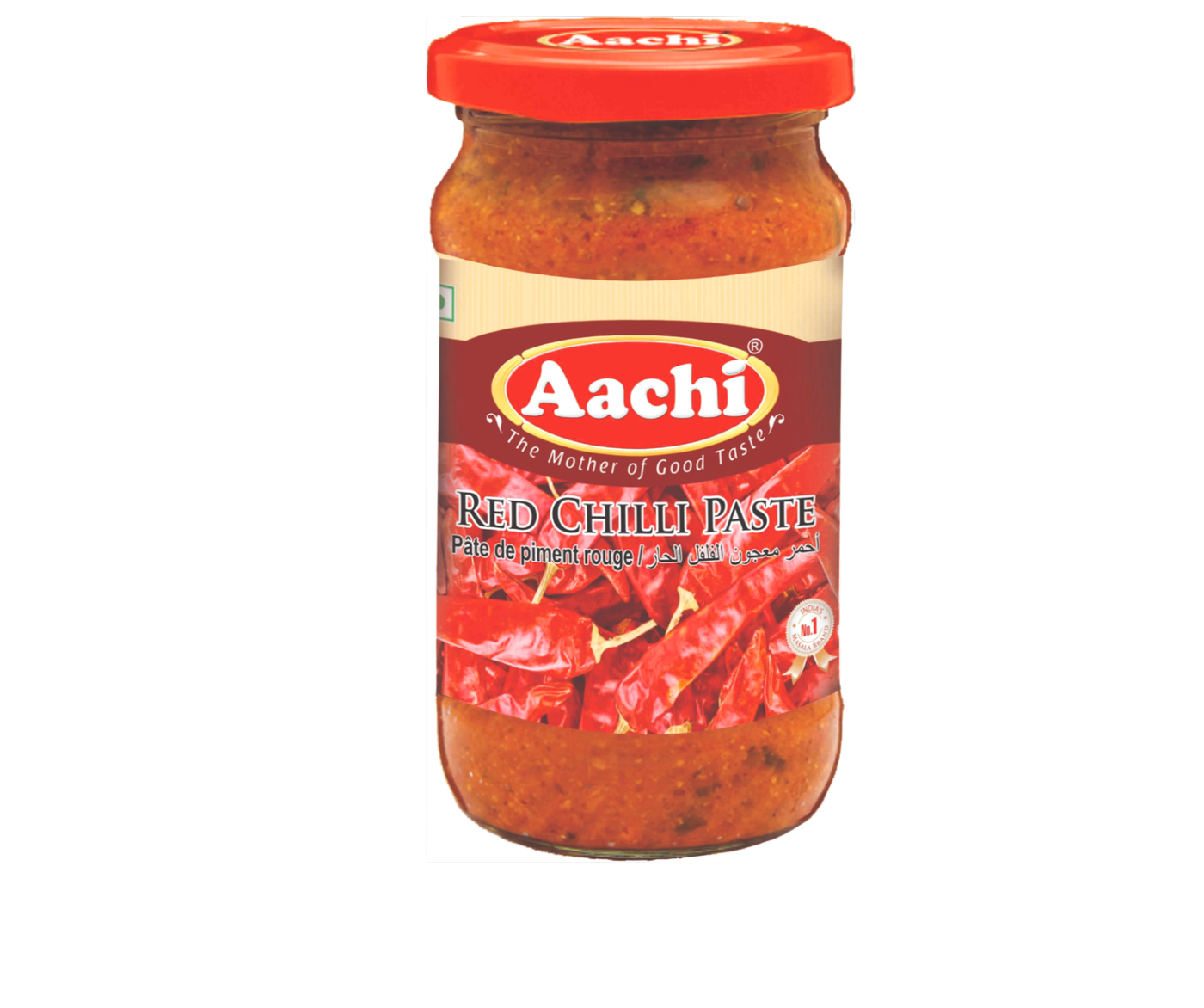 Aachi Red Chilli Paste