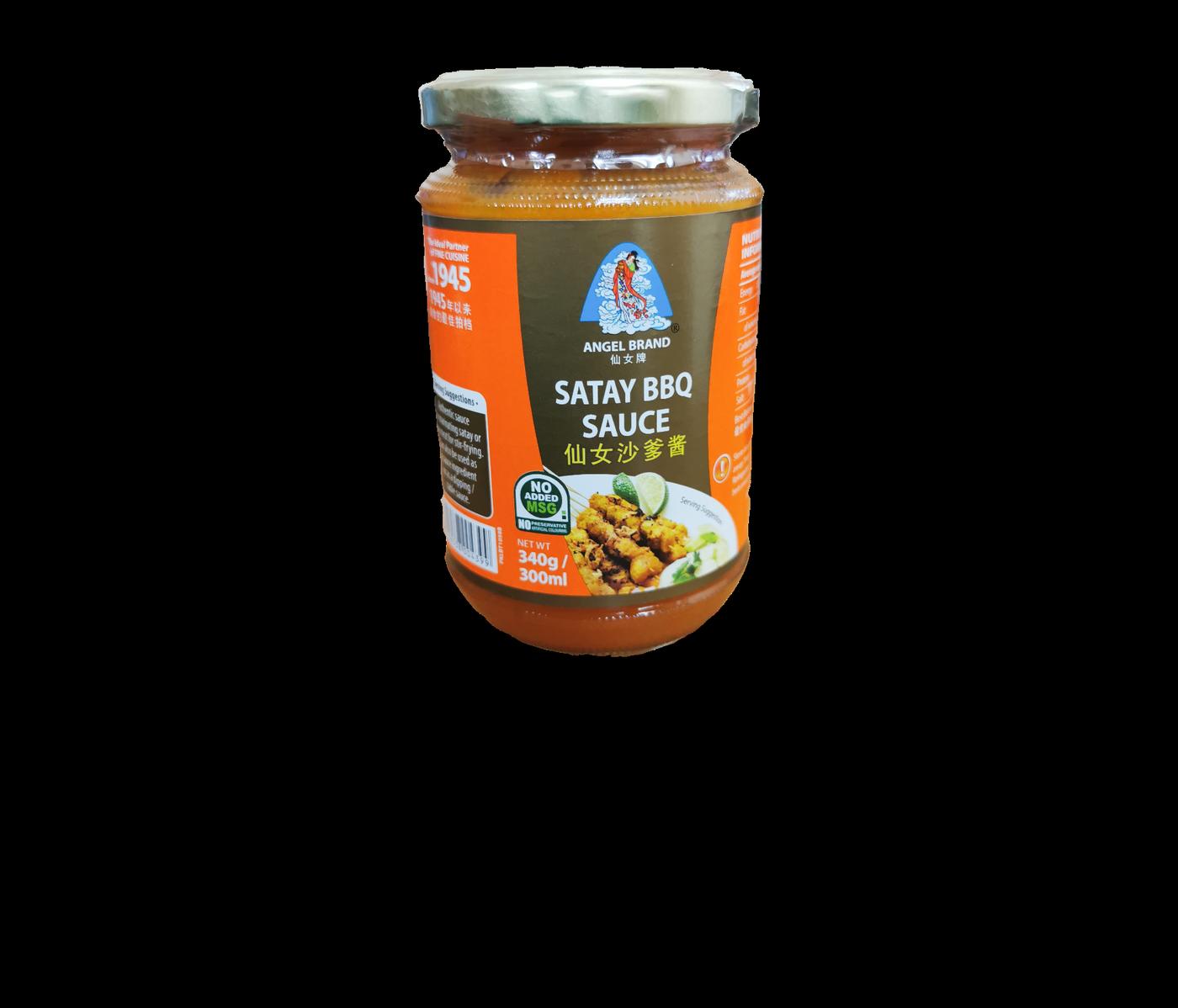 Angel Brand Satay BBQ Sauce