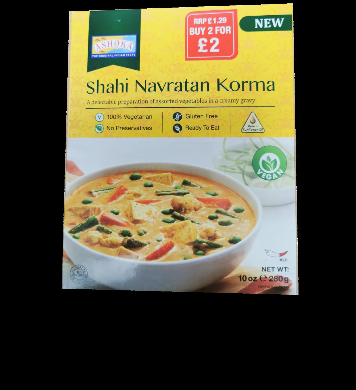 Ashoka Shahi Navratan Korma