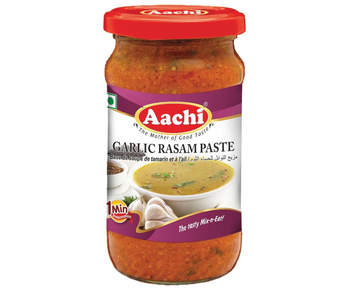 Aachi  Garlic Rasam Paste