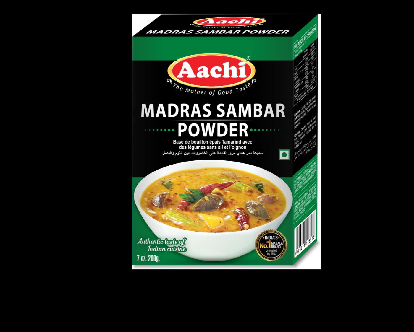 Aachi  Madras Sambar powder
