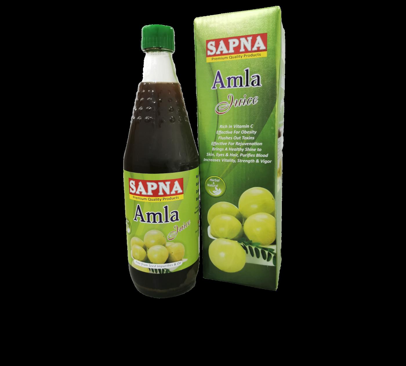 Sapna Amla Juice (Herbal N Natural)