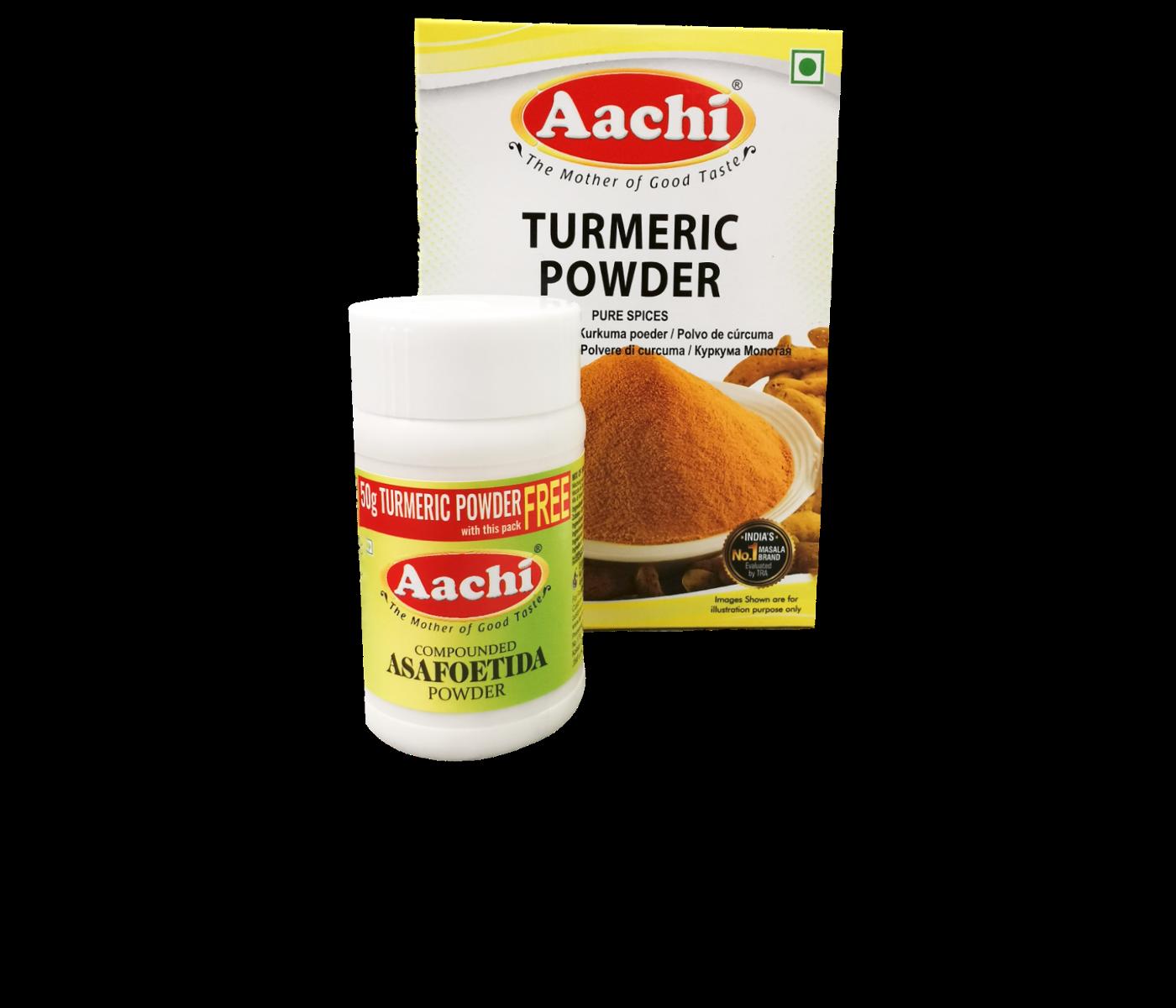 Aachi Asafoetida Powder