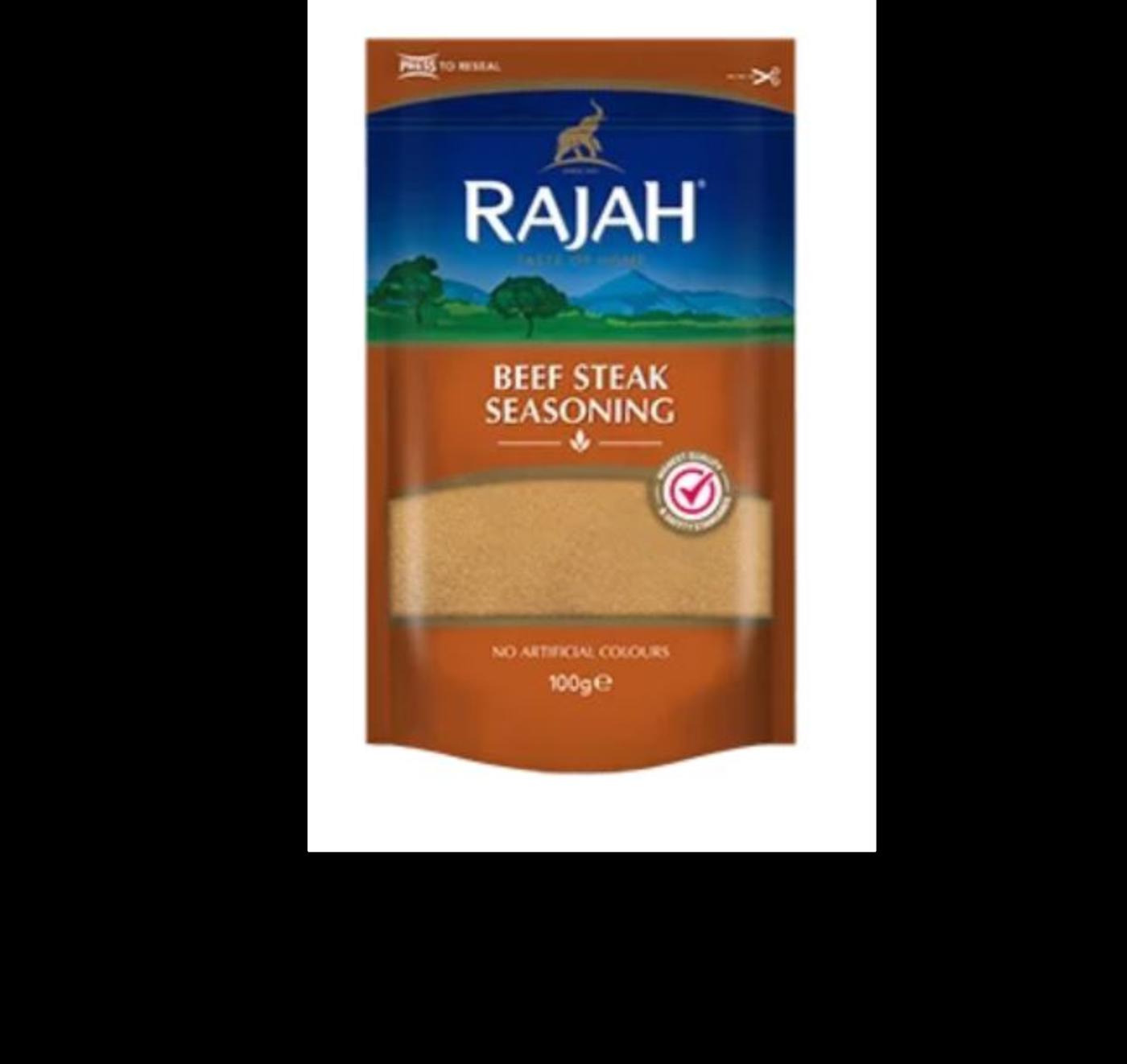 Rajah Beef Steak Seasoning