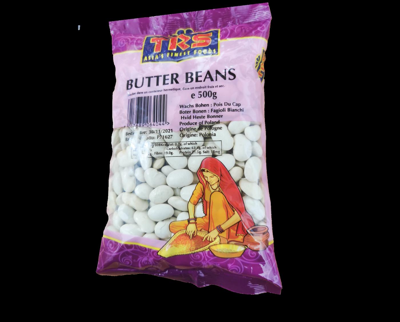 TRS Butter Beans