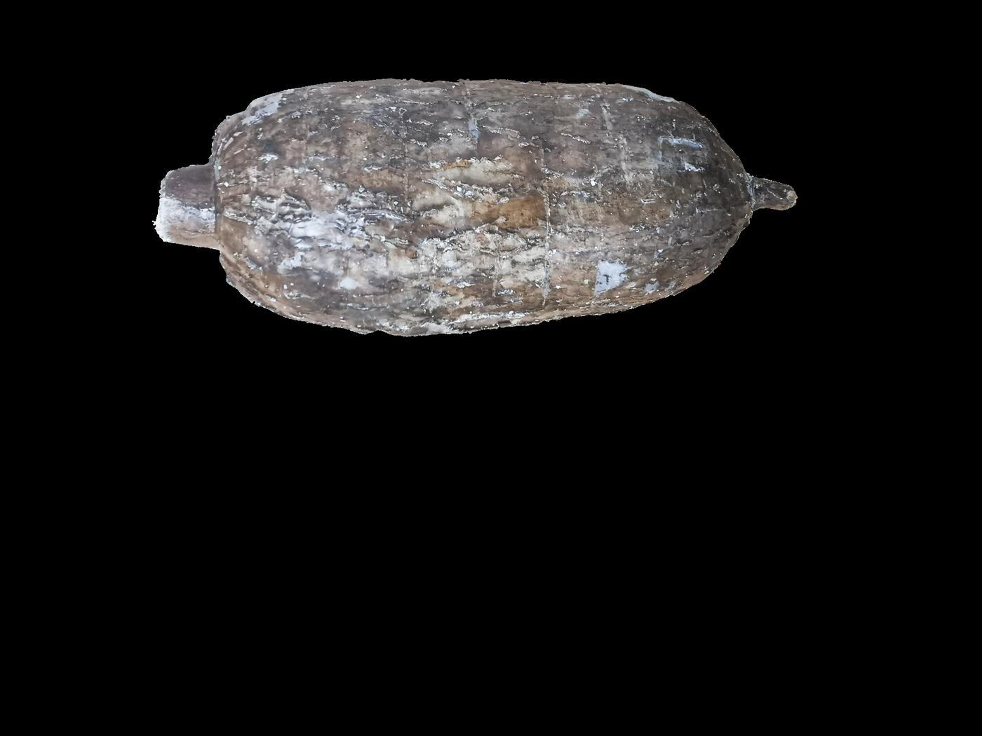 Cassava Root (Waxed)