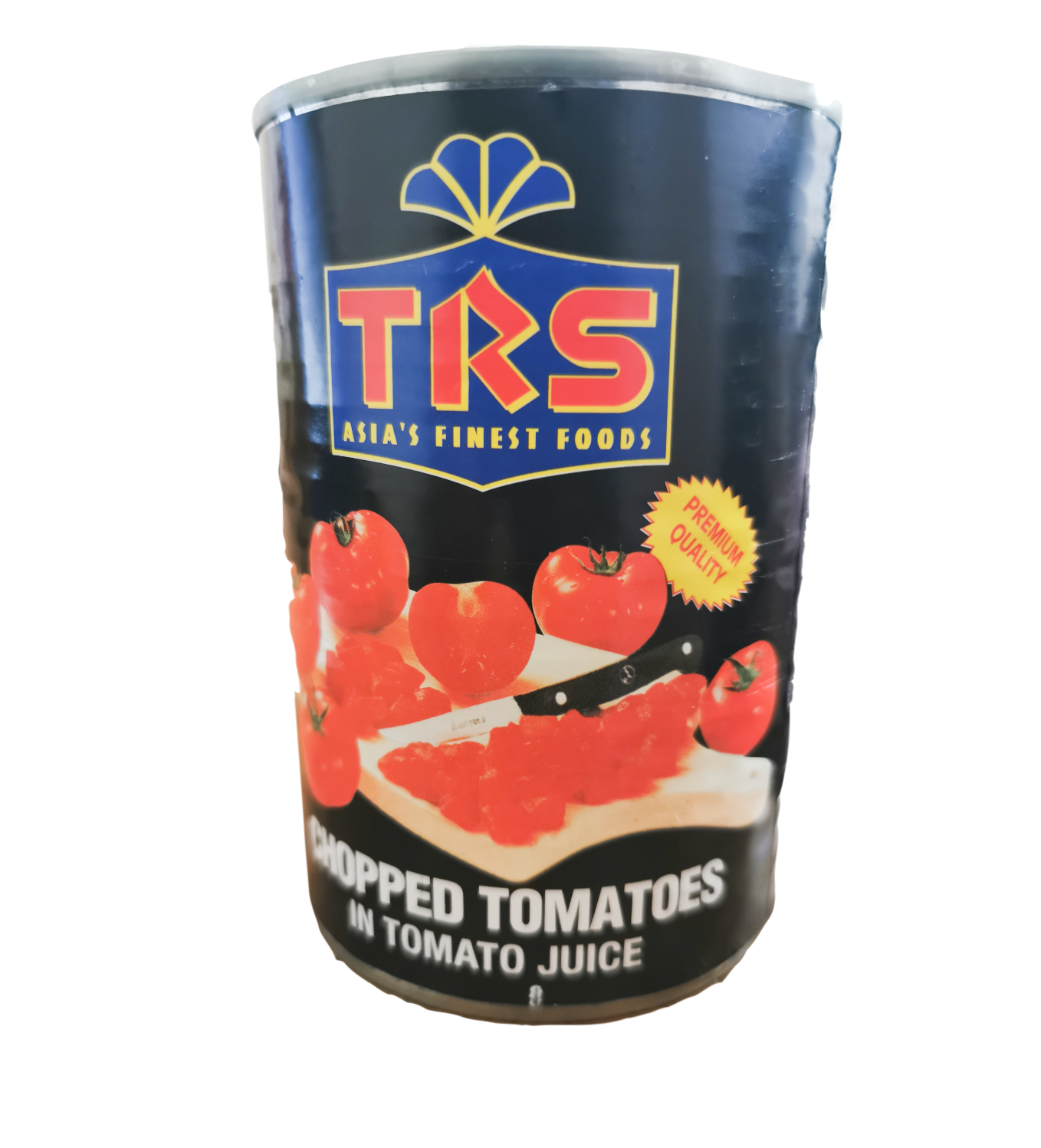 TRS Chopped Tomatoes in Tomato Juice