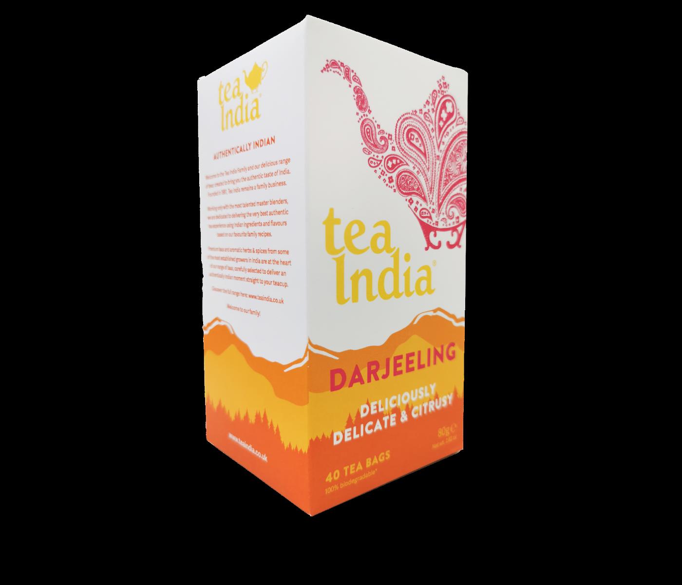 Tea India Darjeeling