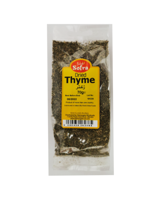 Sofra Dried Thyme