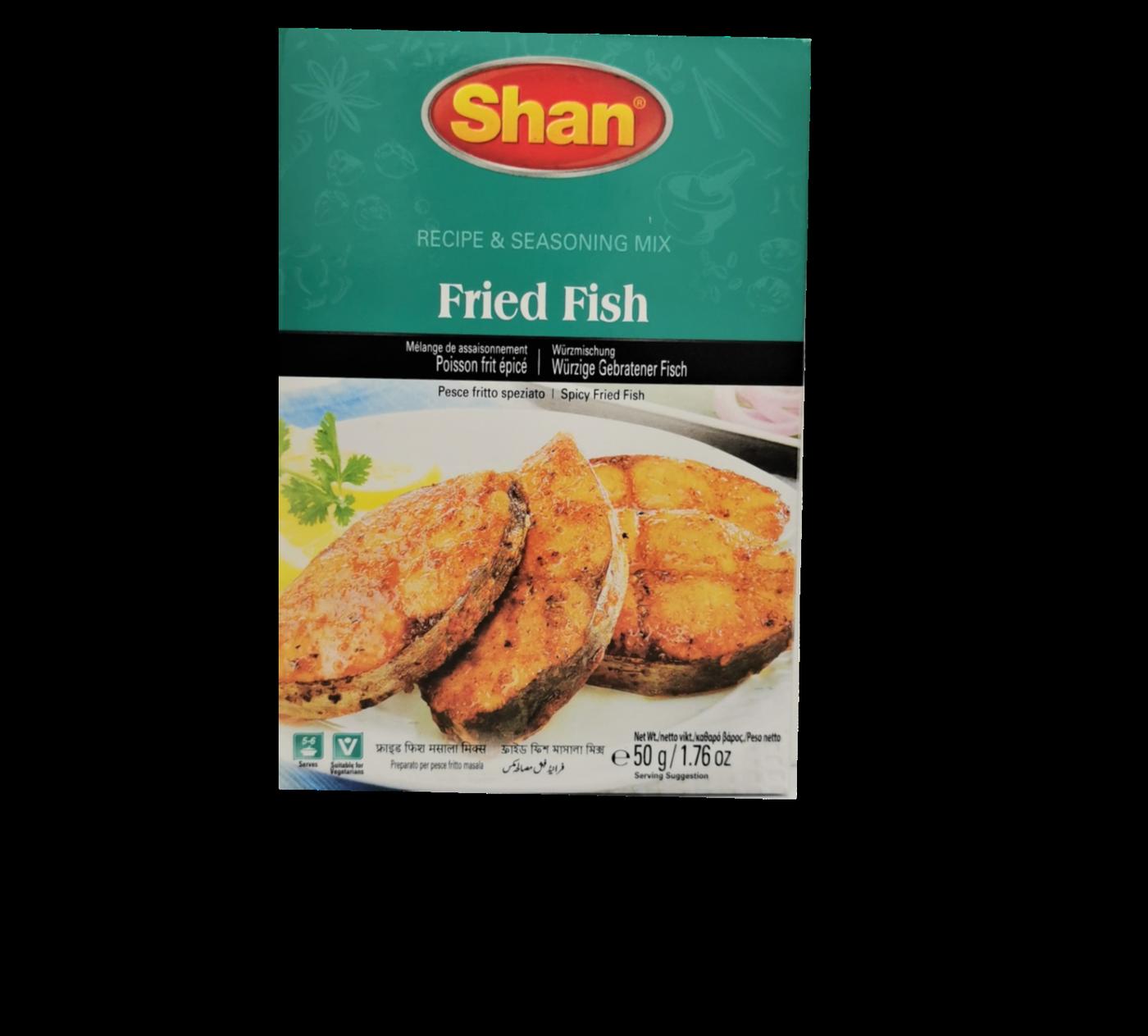 Shan Fried Fish