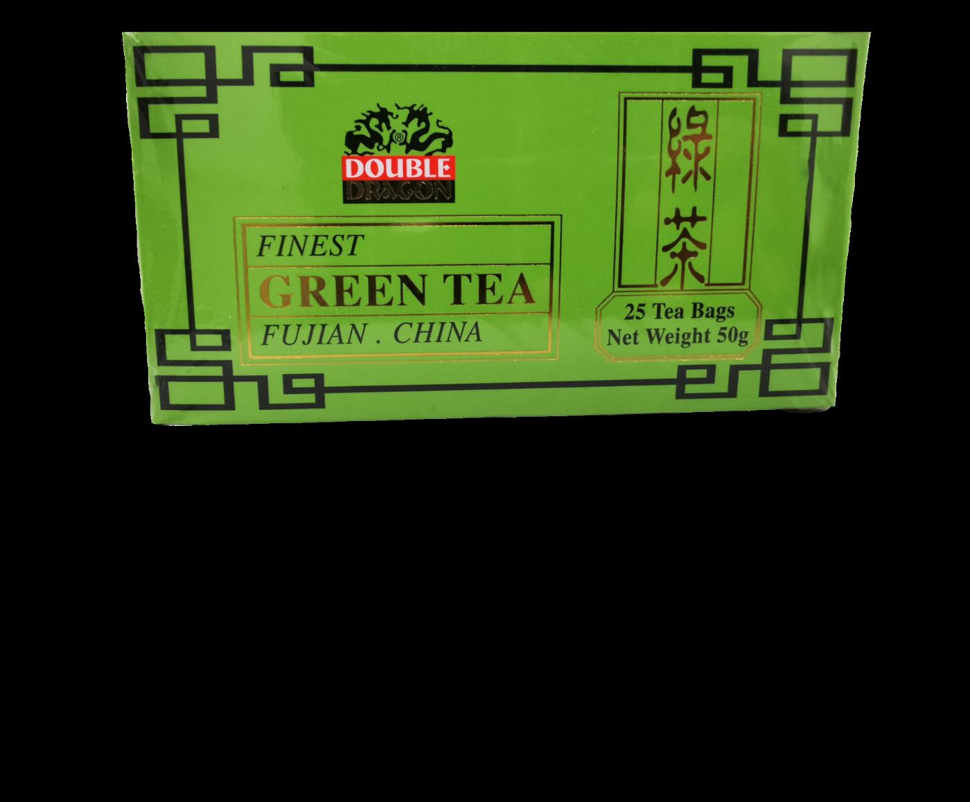 Double Dragon Green Tea