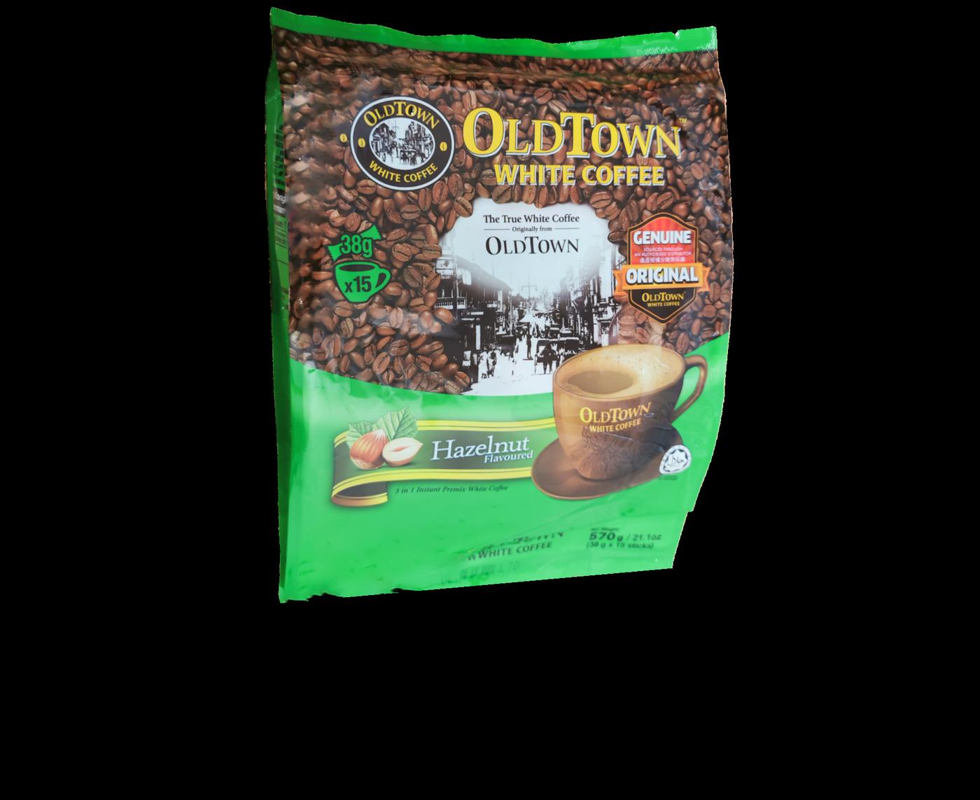 OldTown White Coffee (Hazelnut Flavoured)