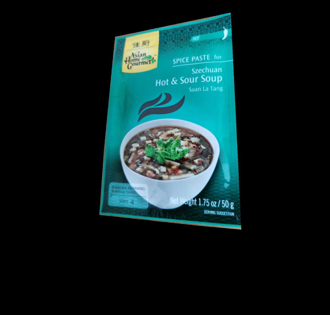 Asian Home Gourmet Szechuan Hot & Sour Soup