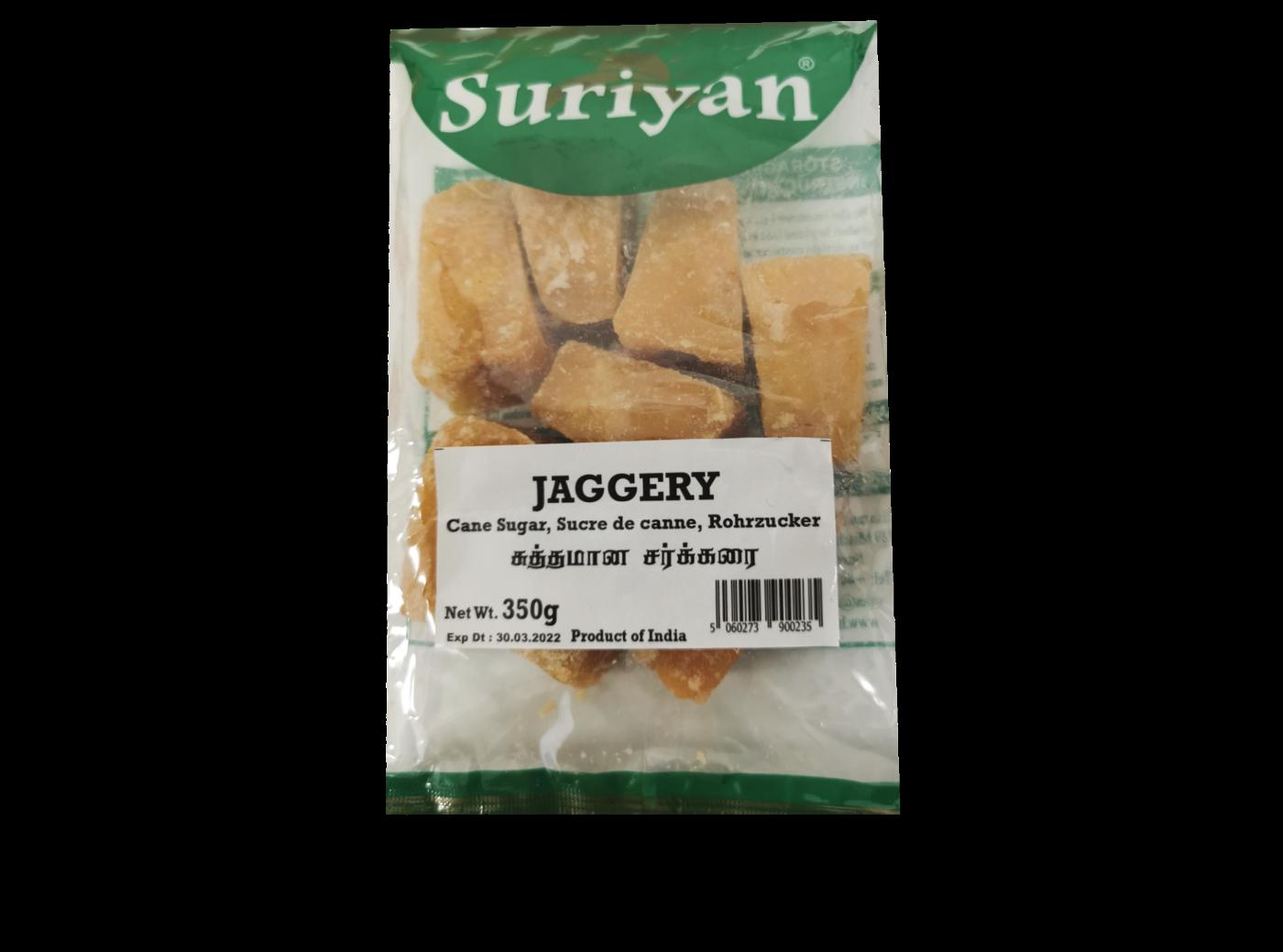 Suriyan Jaggery Cube (Cane Sugar)