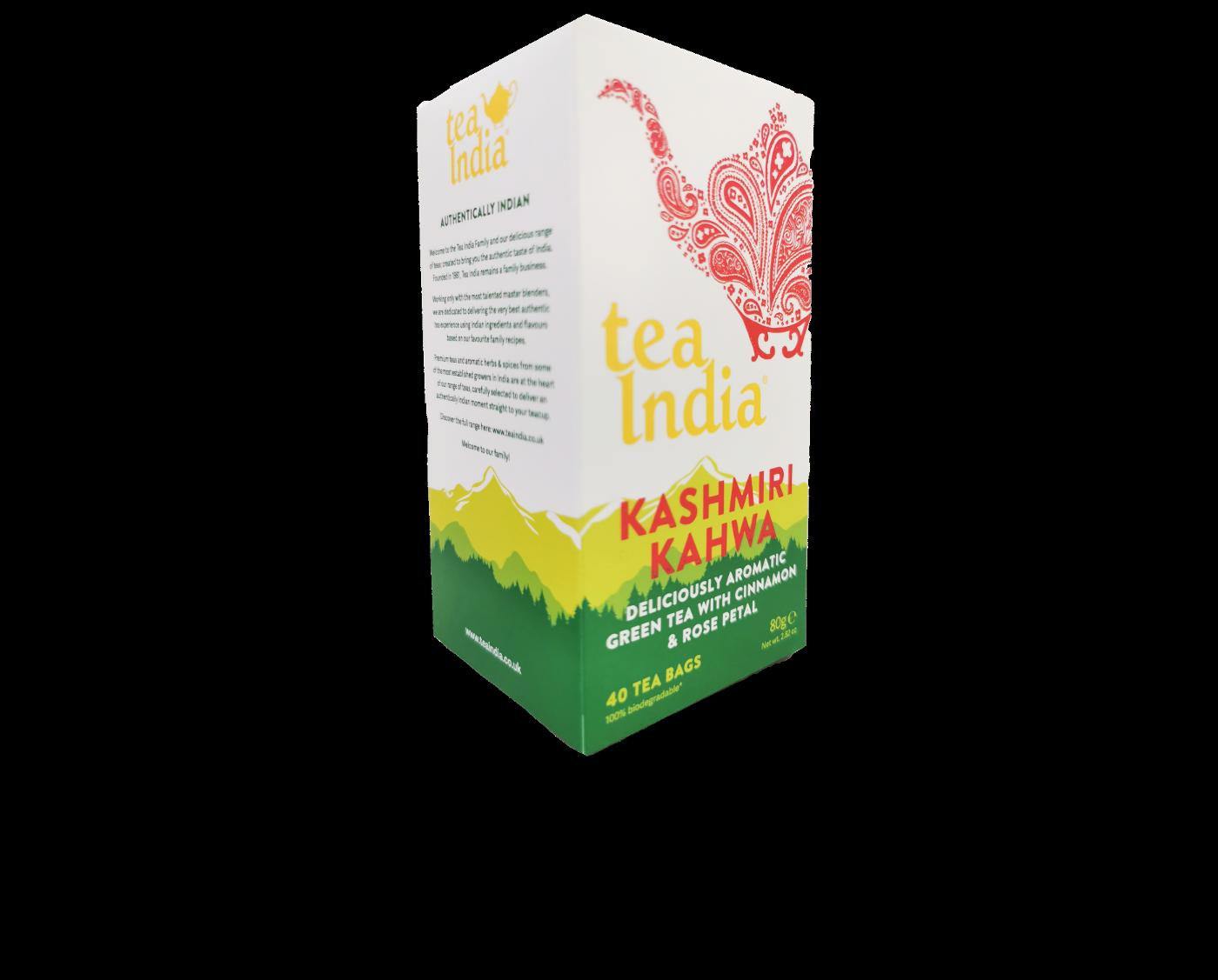 Tea India Kashmiri Kahwa