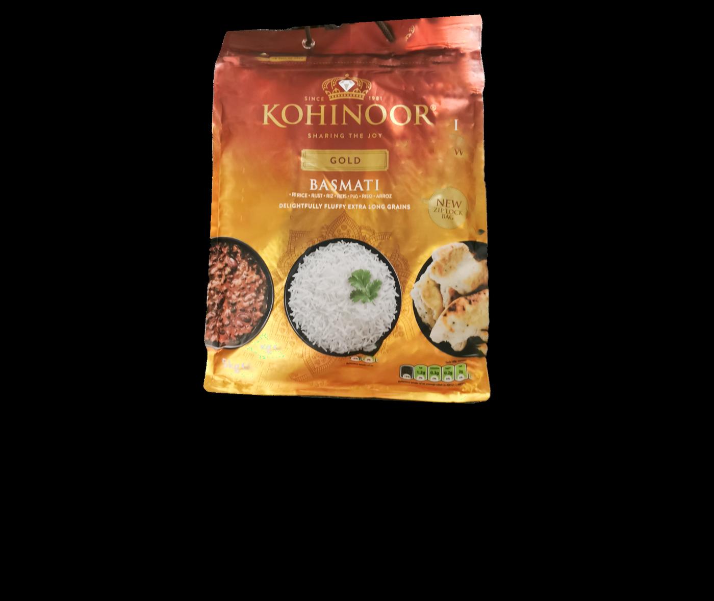 Kohinoor Gold Basmati