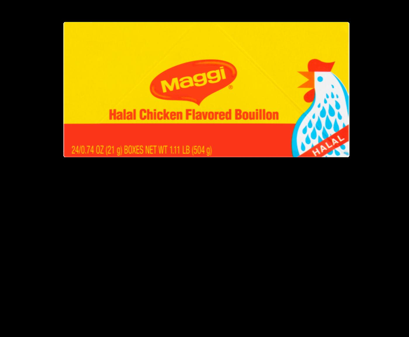 Maggi Chicken Flavoured Bouillon