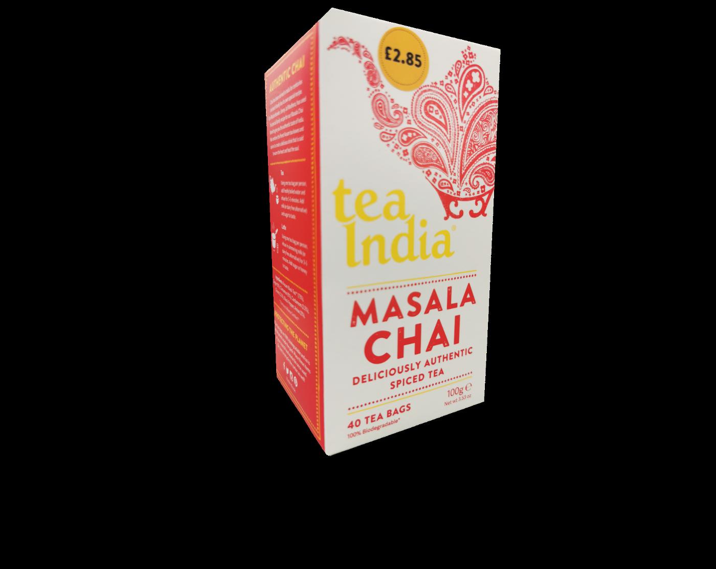 Tea India Masala Chai
