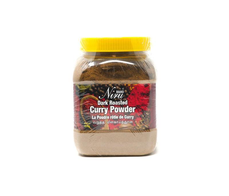 Niru Dark Roasted Curry Powder 450g