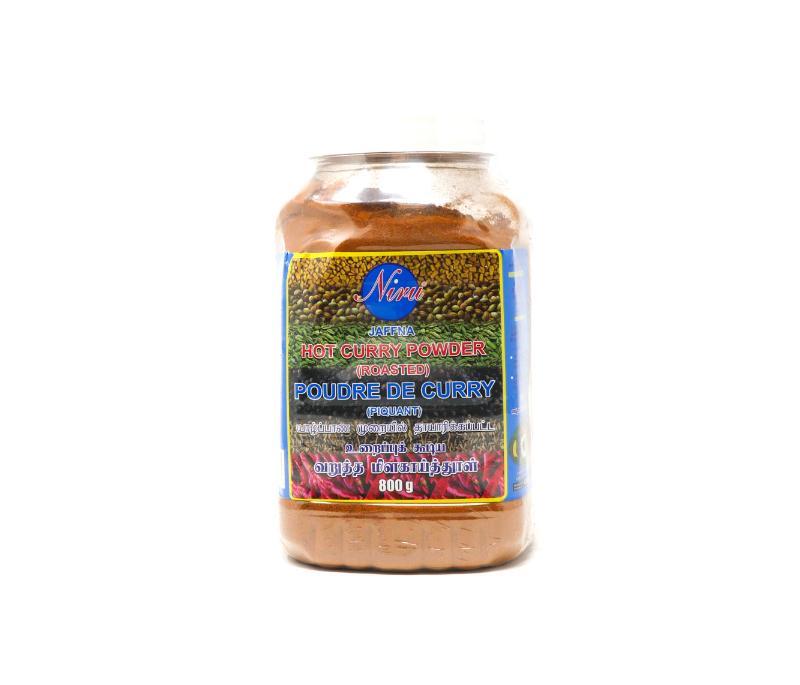 Niru Dark Roasted Curry Powder-Hot- 450g