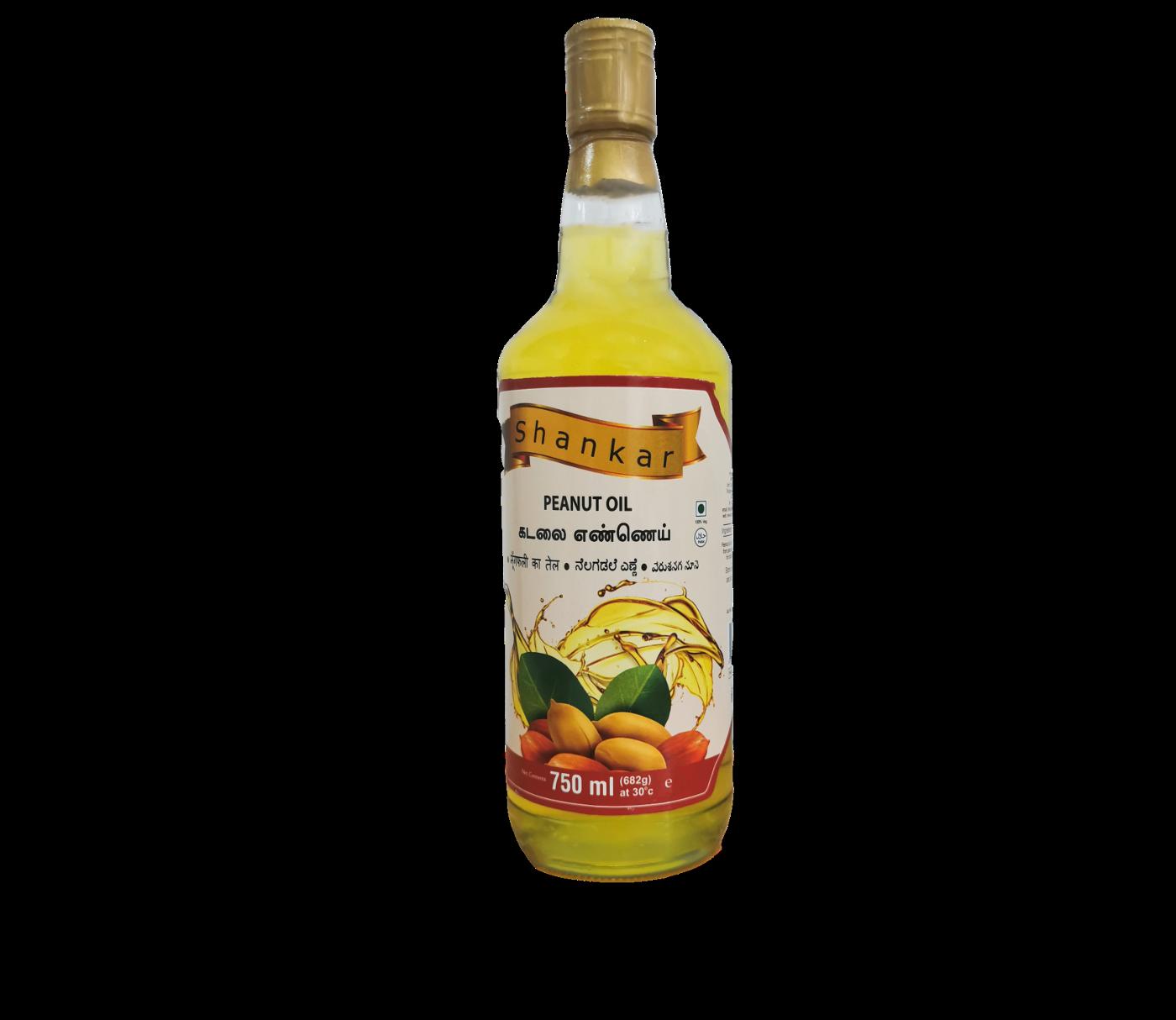 Shankar Peanut Oil