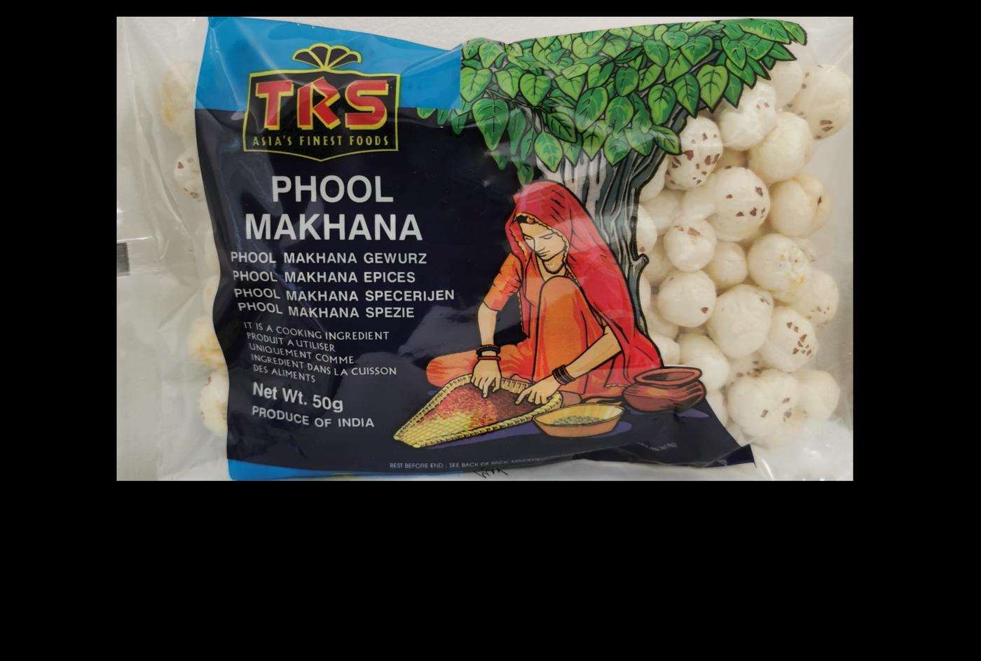 TRS Phool Makhana