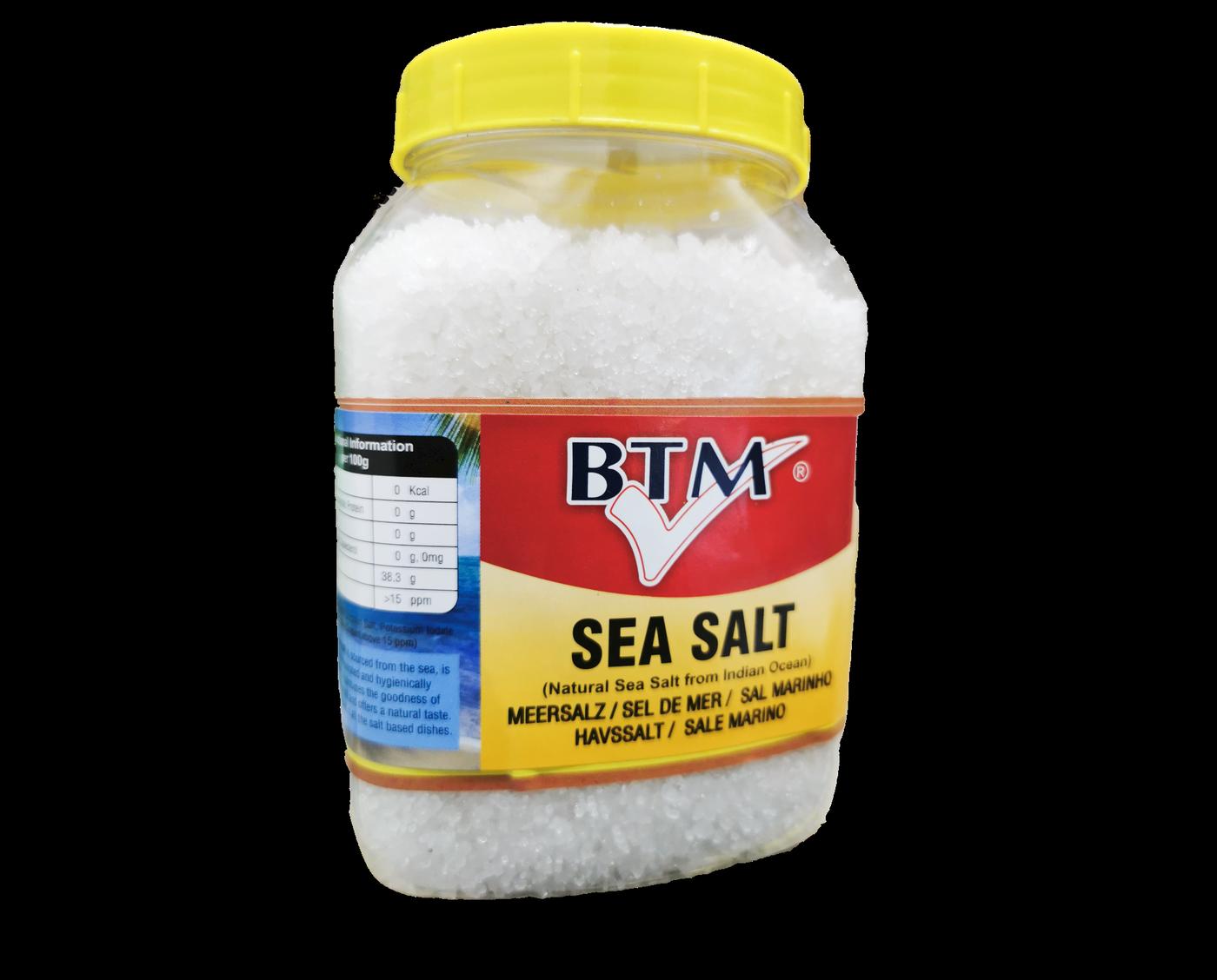 BTM Sea Salt