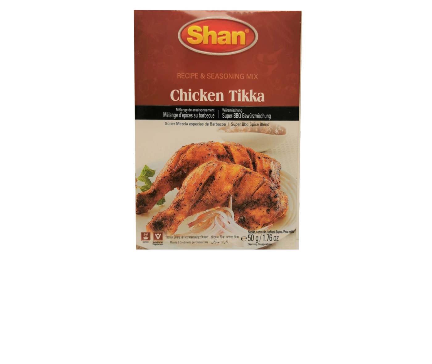 Shan Chicken Tikka