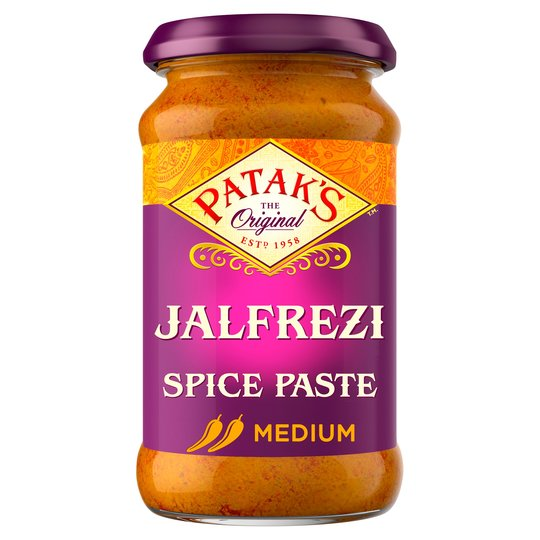 Pataks Jalfrezi Spice Paste