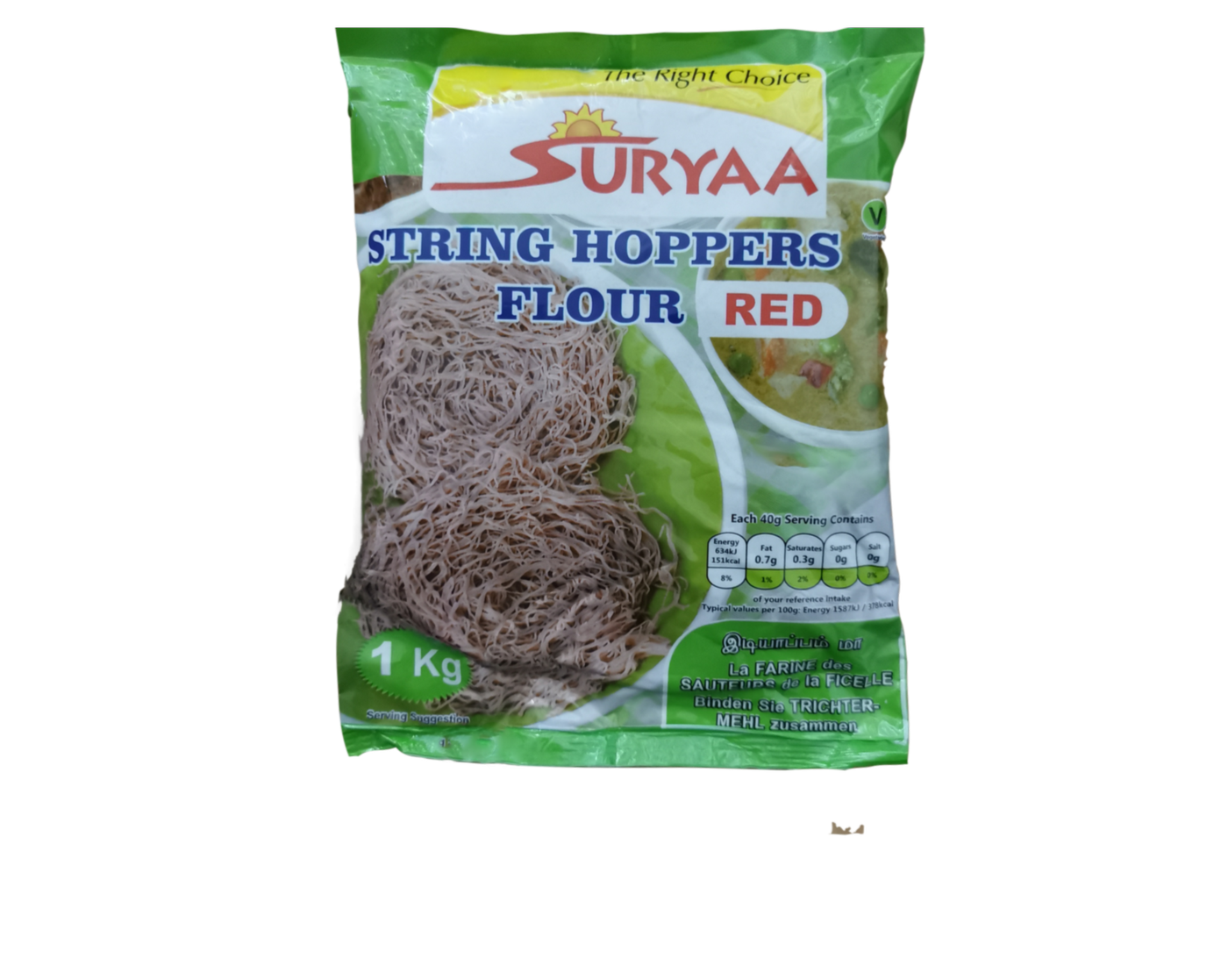 Suryaa String Hopper Flour (Red)