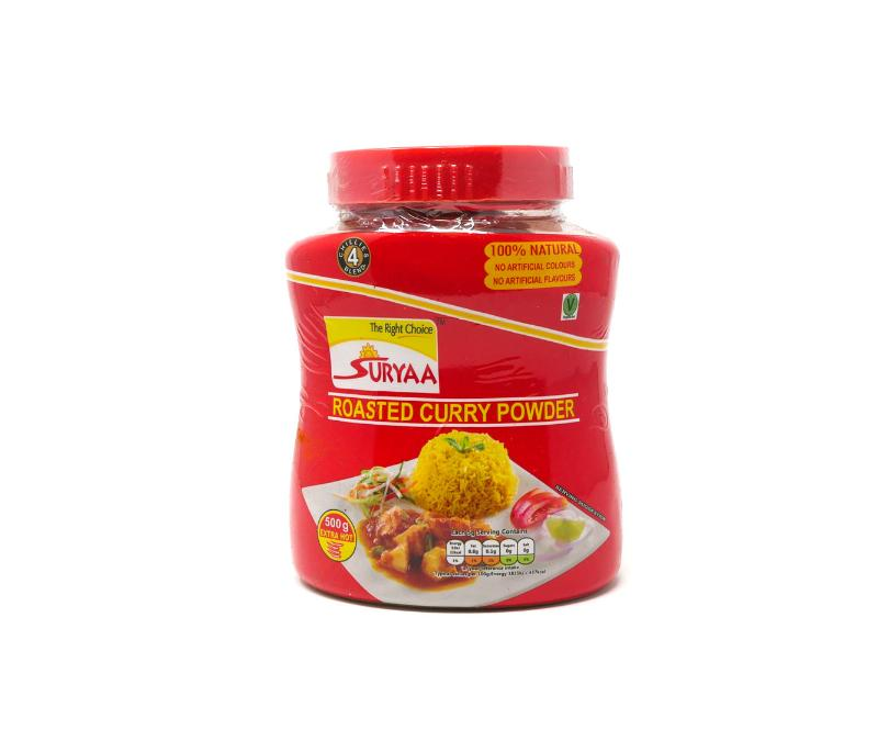 Suryaa Curry powder -Extra Hot- 500g
