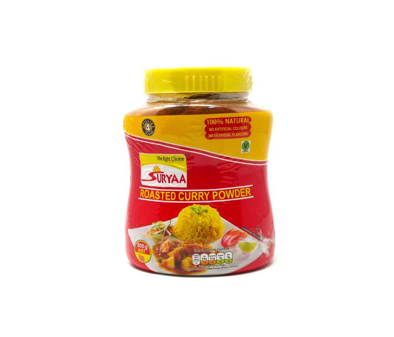 Suryaa Curry powder -Hot- 500g