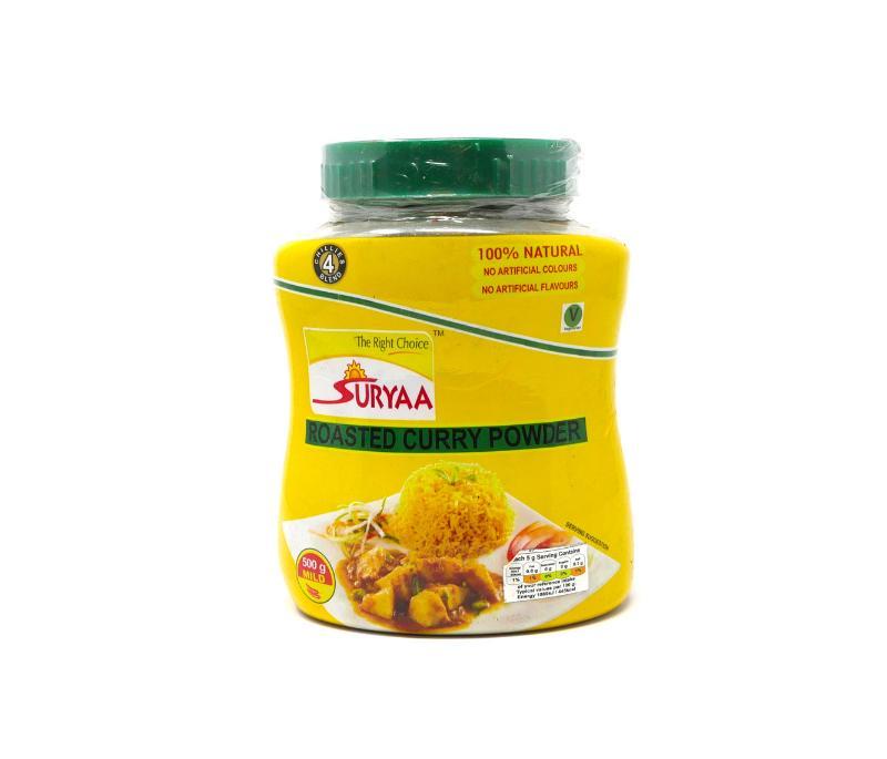 Suryaa Curry powder -Mild- 500g