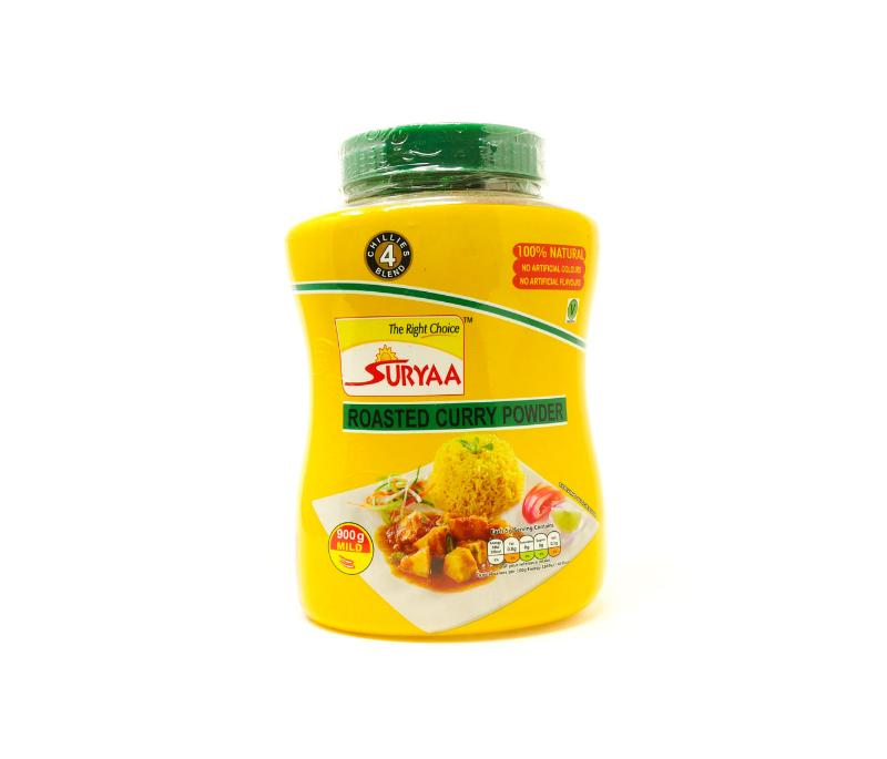 Suryaa Curry powder -Mild- Jar 900g