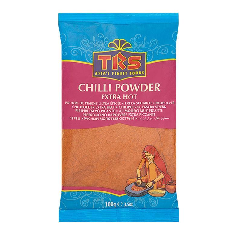 TRS Chilli Powder 100g -Extra Hot