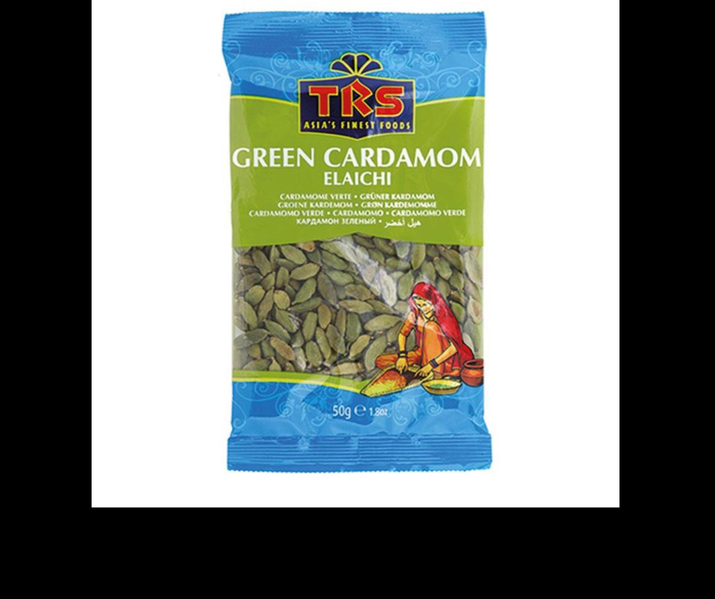 TRS Green Cardamom  -Elaichi