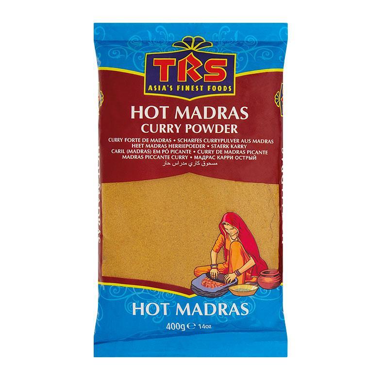 TRS Hot Madras Curry Powder 400g