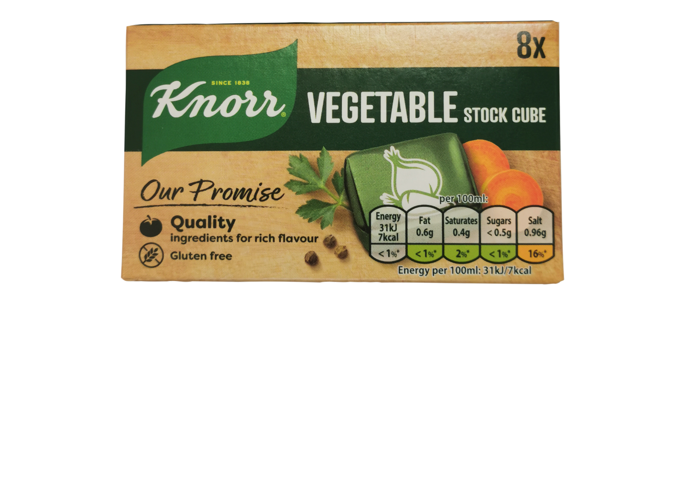 Knorr Vegetable Stock Cube