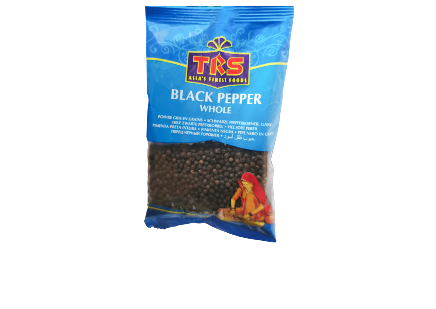 TRS Black Pepper Whole