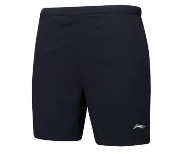 Li Ning Badminton Shorts Mens Black