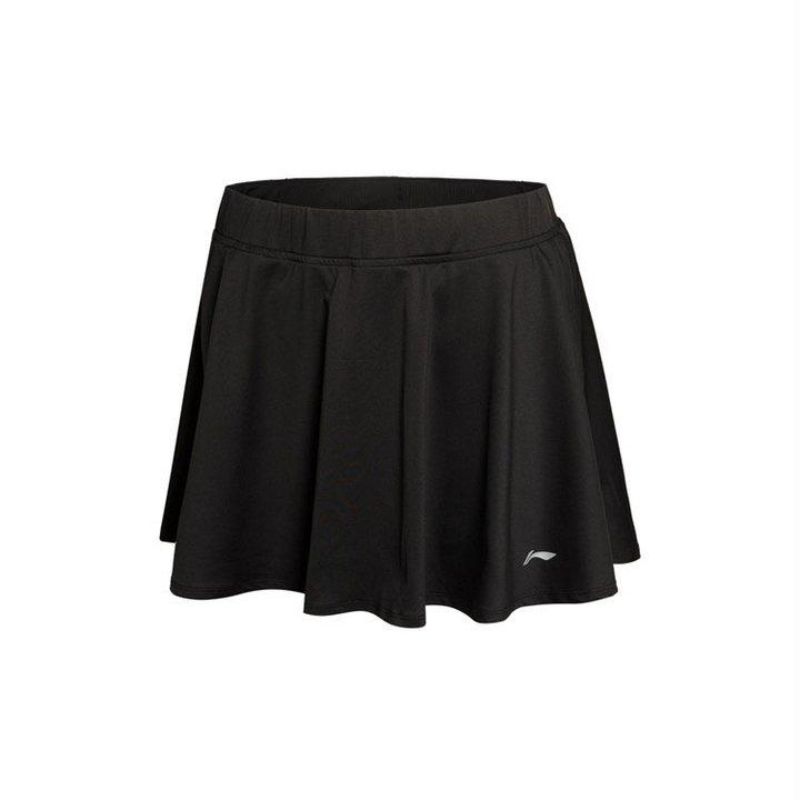 Li Ning Badminton Skorts Ladies Black Brand New