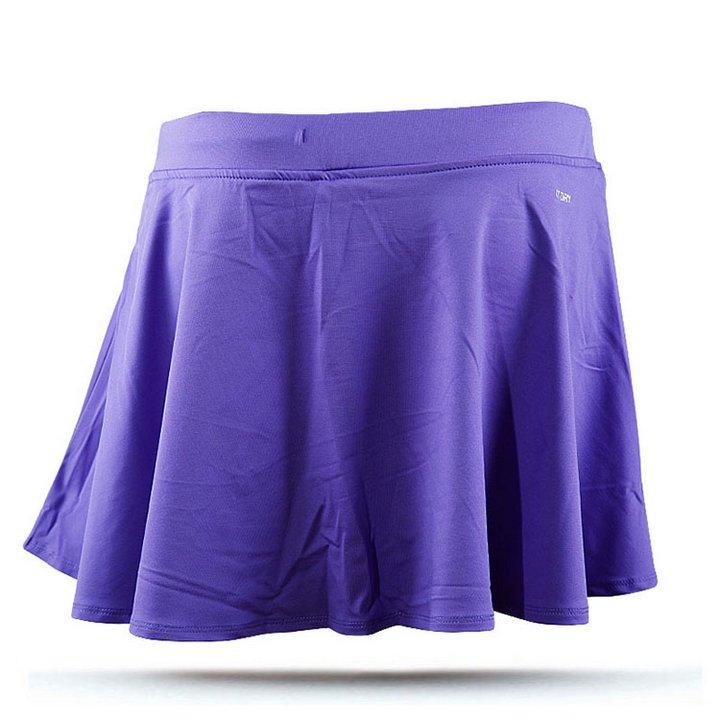 Li Ning Badminton Skorts Ladies Purple Brand New