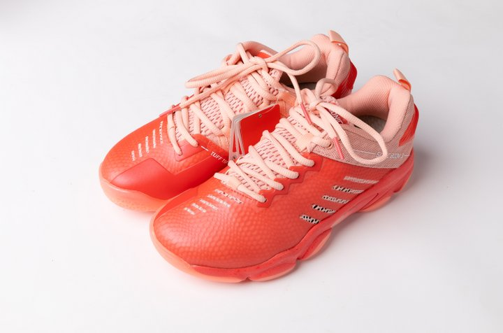 Li Ning Womens SONIC BOOM Anti - Slip Badminton Shoes